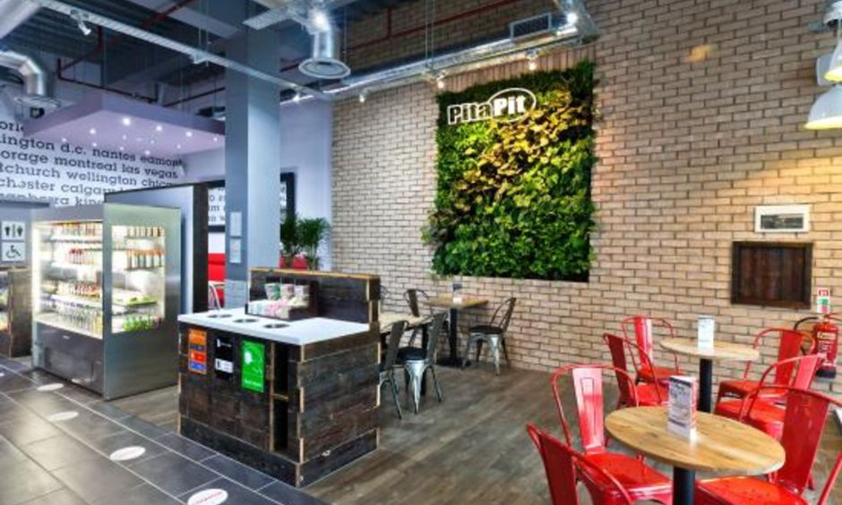 Pita Pit study places Manchester