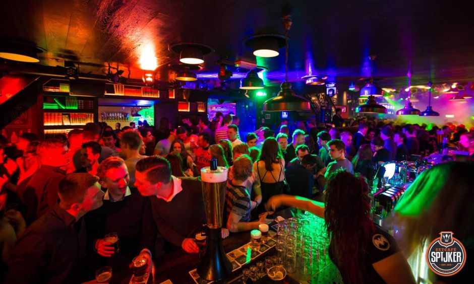 Spijker student bar Eindhoven