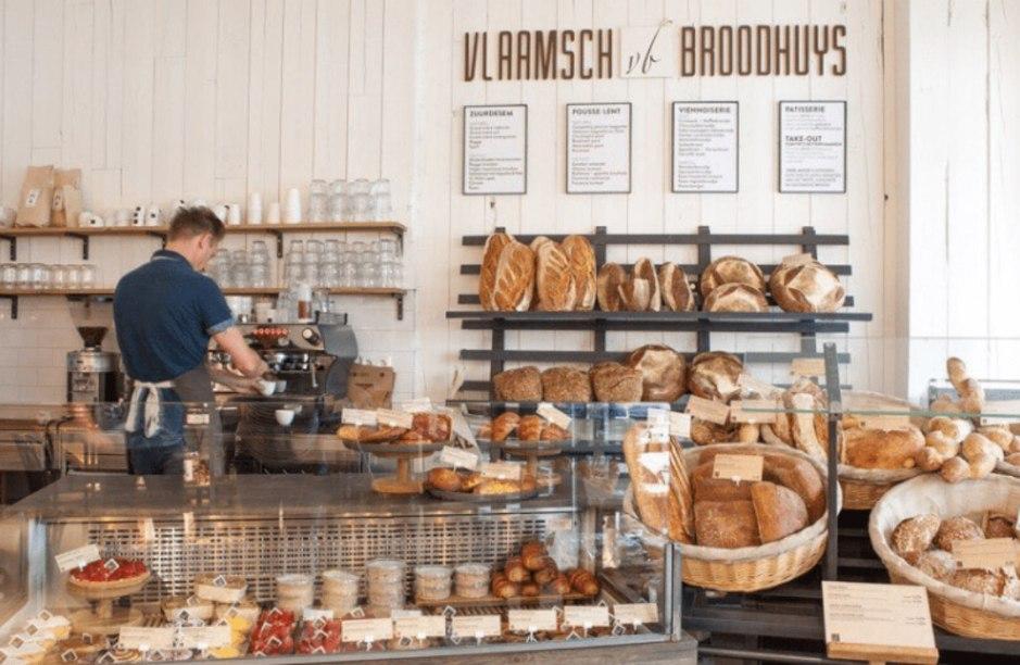 Vlaamsch Broodhuys  studieplek Den Bosch