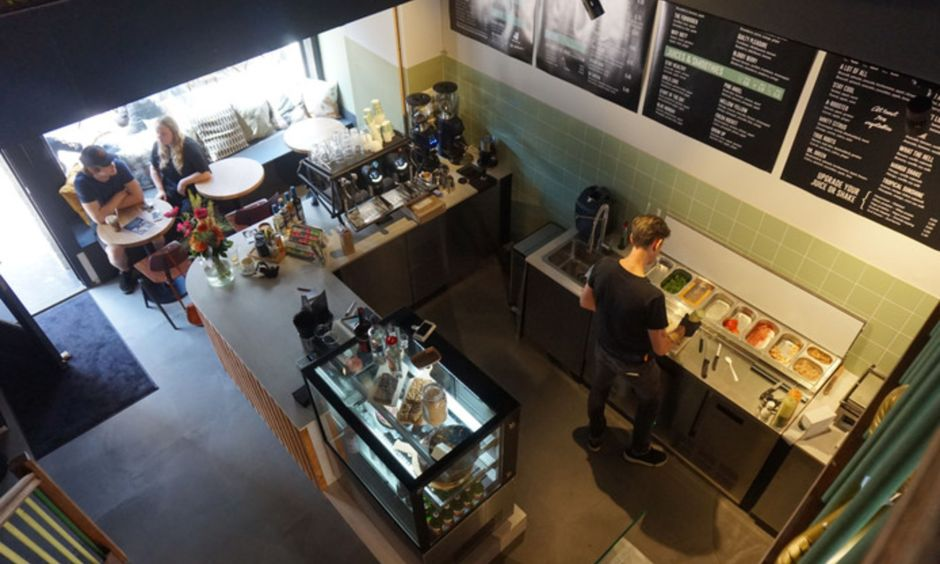 Mr.Morris | Coffee, Juice & Wholesome Food studieplek Tilburg