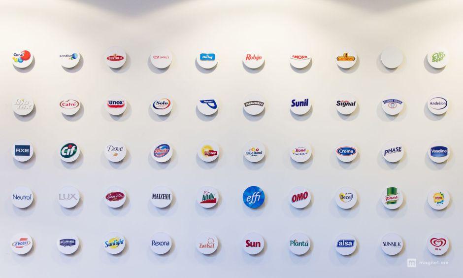 FMCG kantoor Unilever