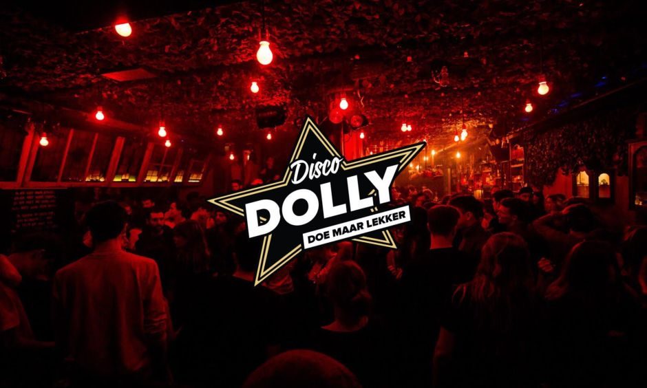 Studentenkroeg Disco Dolly Amsterdam