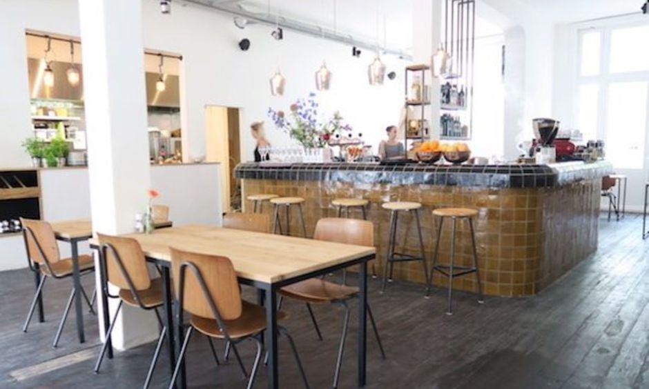 Brunchplek Meatless District in Amsterdam