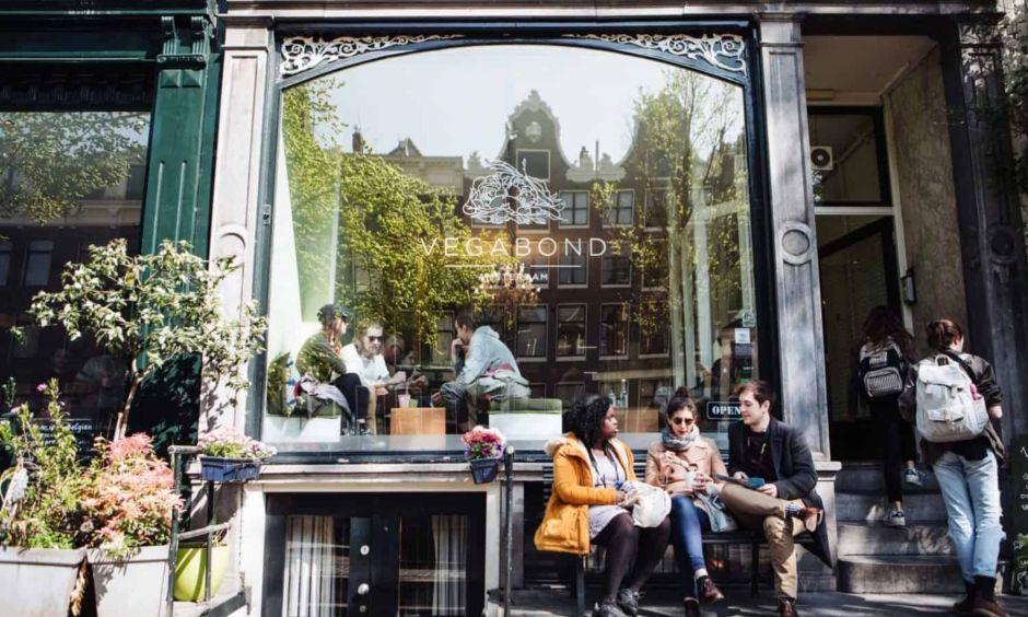 Brunchplek Vegabond in Amsterdam