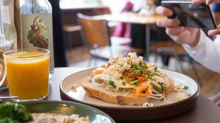 Rabarber - Lunchplekken in Utrecht - Blog