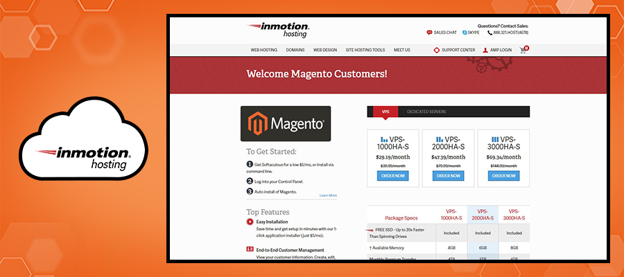 Best Magento Hosting Providers 2019 - Compare & Choose Right Partners For You