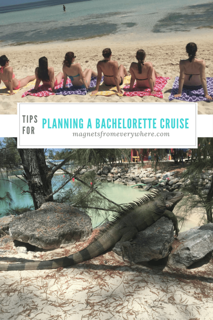 Tips for planning a bachelorette cruise