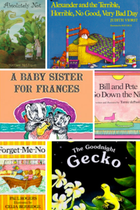 2-5 Year Old Book Recommendations