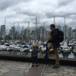 A Weekend in Vancouver with 2 under 2