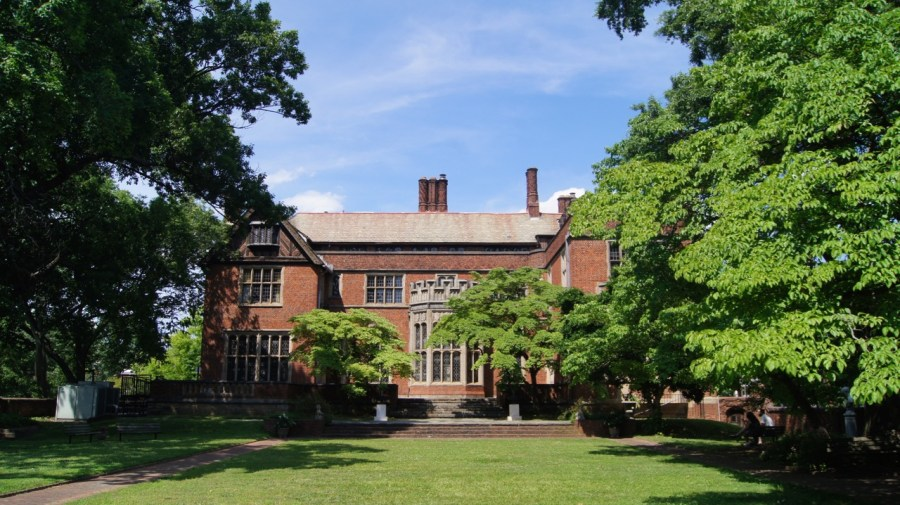 The Branch Museum in Richmond