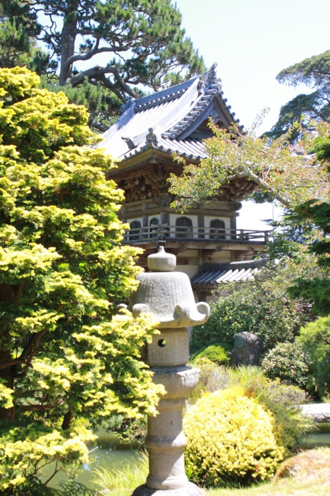 Japanese Tea Garden Entrance
