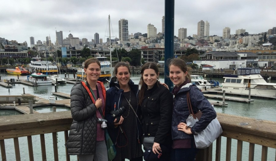 A Girls Day in San Francisco