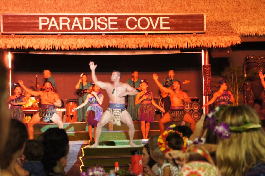 Paradise Cove Luau Dancer