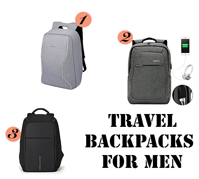 Backpack gift ideas for men who travel