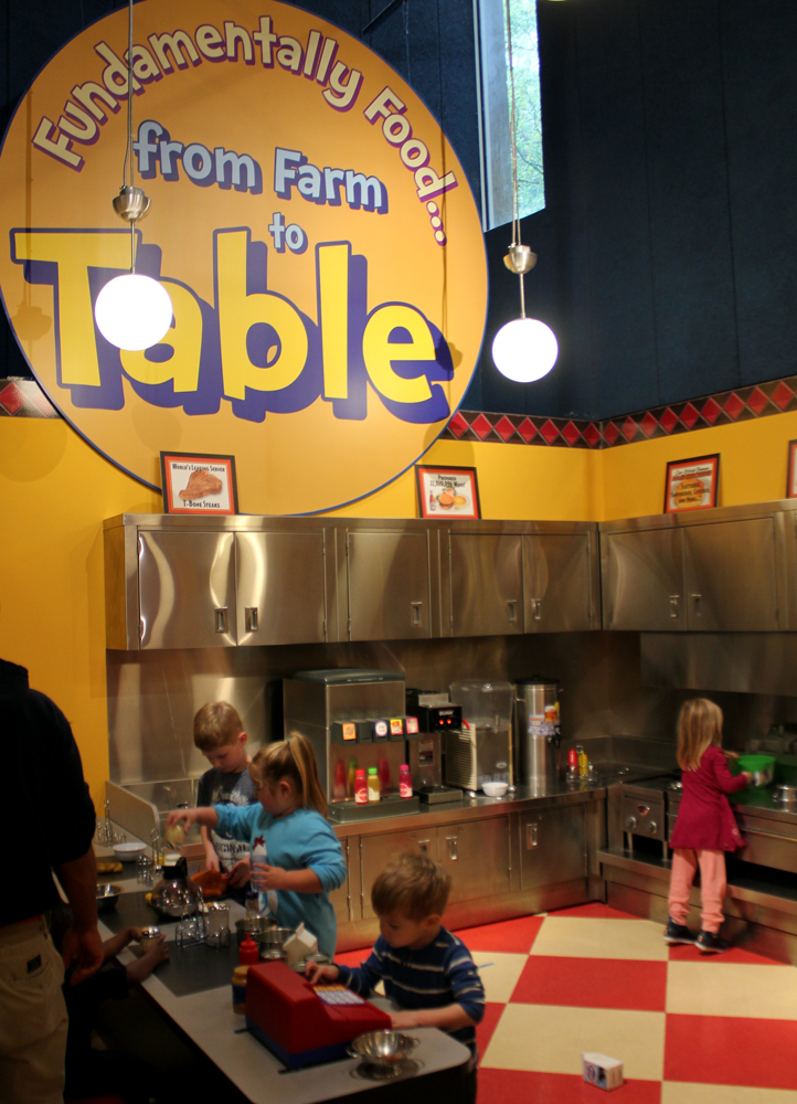 Children's Museum of Atlanta Kitchen