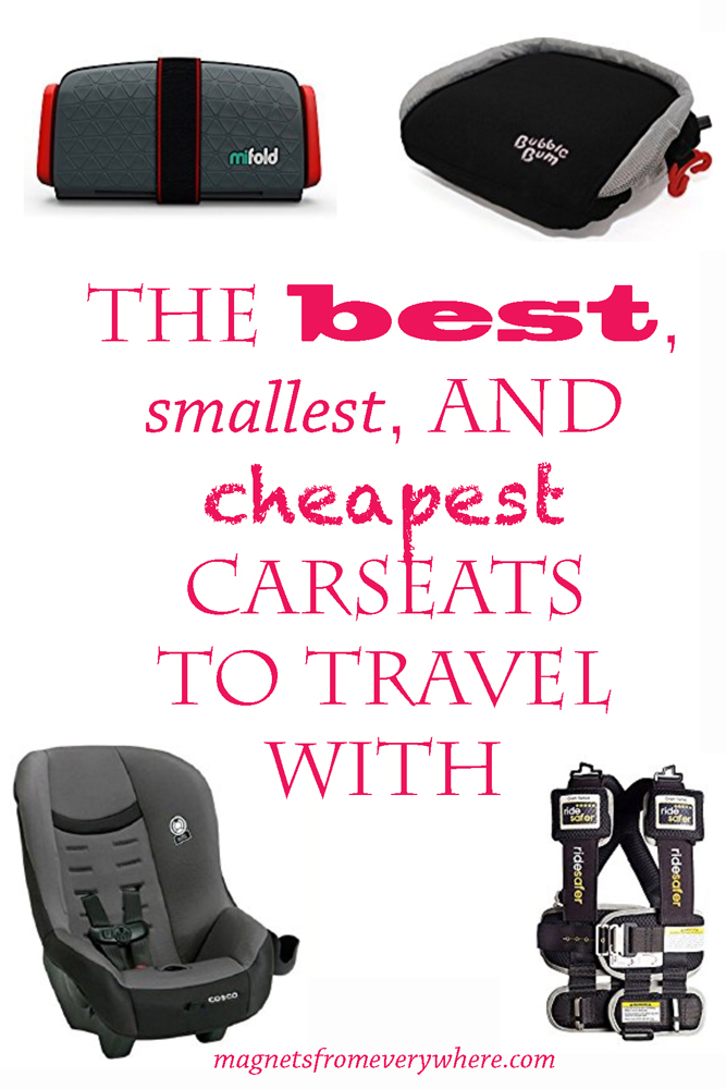Best Travel Carseat
