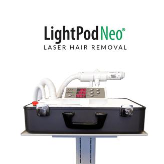 aerolase lightpod neo laser hair removal