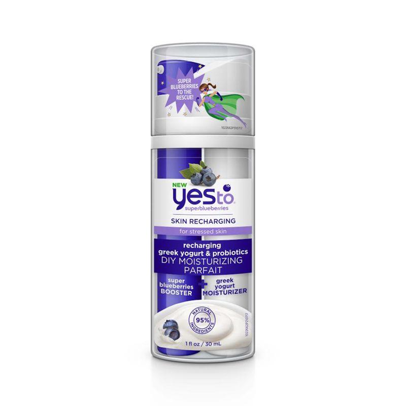 yes to blueberries moisturizing parfait
