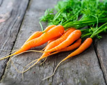 carrots and tretinoin
