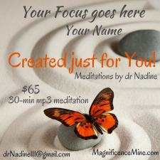Personalized Meditation image