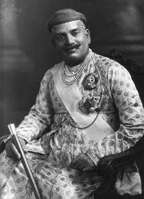 Maharaja-of-Baroda