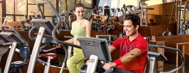 Gym in Aamby Valley Resort