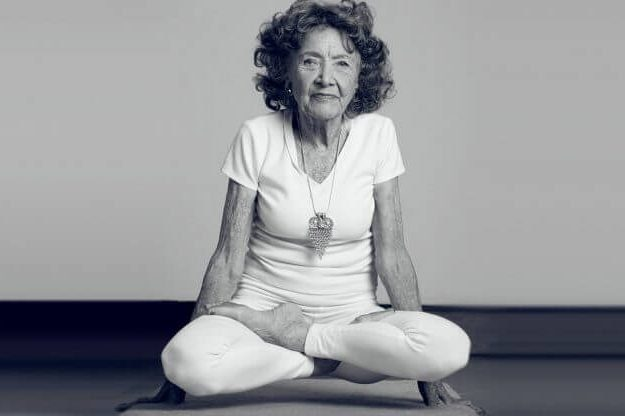 The Day I Met Yogi Tao Porchon-Lynch - Magnificent Midlife