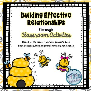 Link to classroom resource for building effective relationships