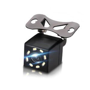 Камера заднего хода квадратная с диодами