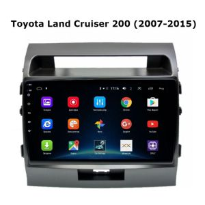 Андроид Toyota Land Cruiser 200