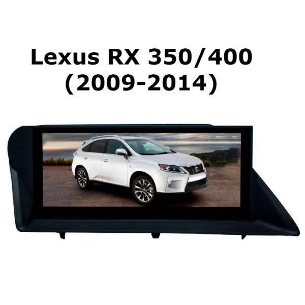 Андроид Lexus RX 350/400