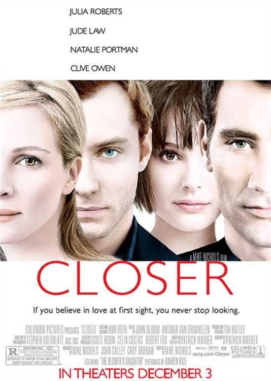Closer - Perto Demais - Trilha sonora! (1/2)