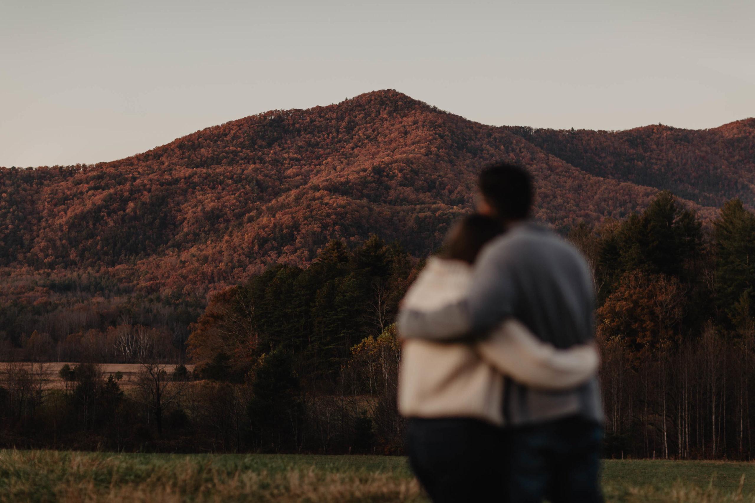 Cades Cove Engagement | Smoky Mountains Wedding Photographer