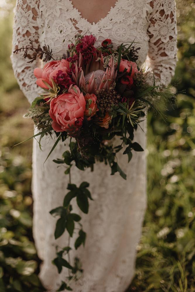 Big Sur Wedding at Deer Point House | Destination Elopement Photographer