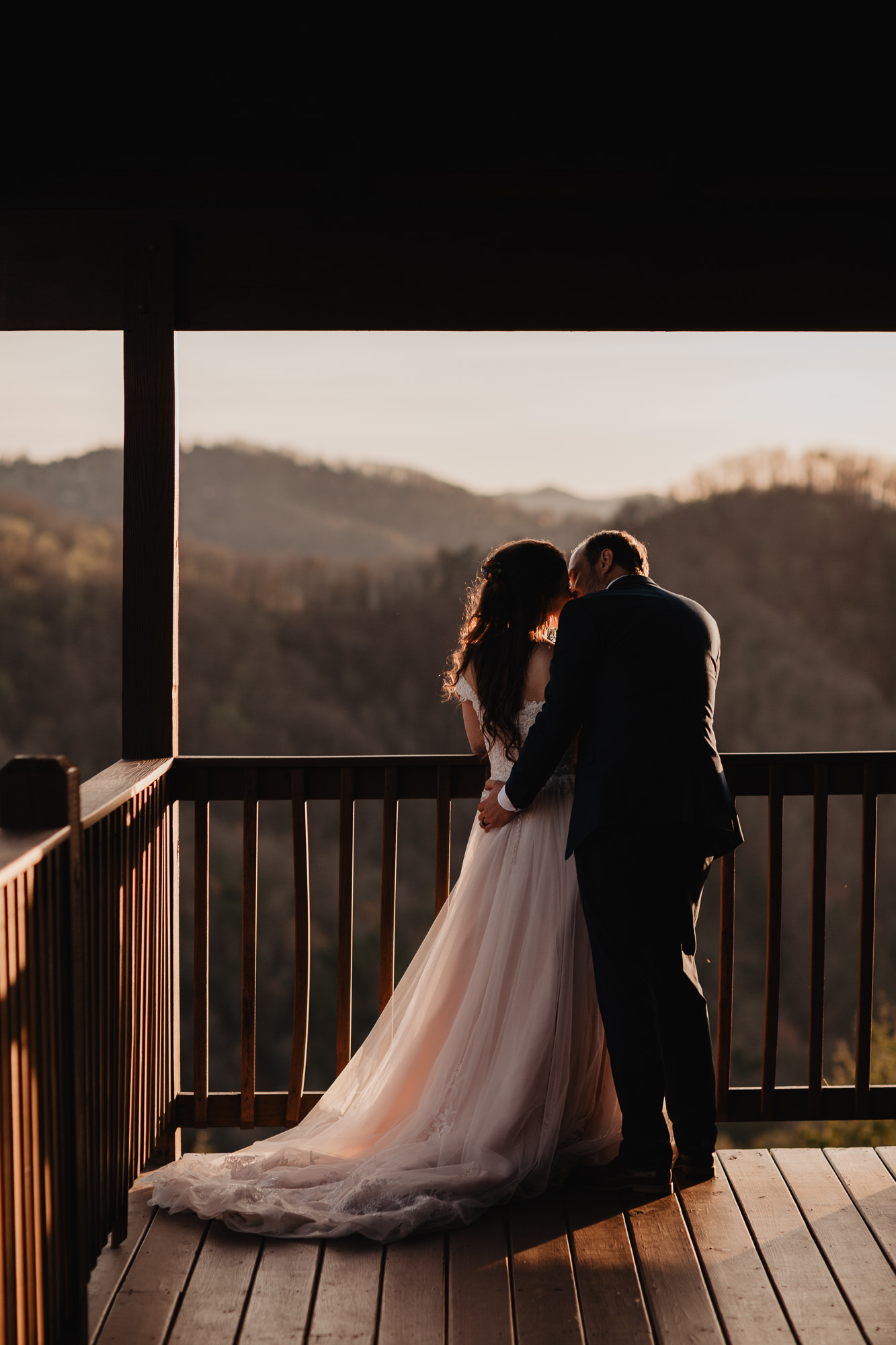 The Magnolia Venue | Smoky Mountain Wedding Photographer | Magnolia + Ember