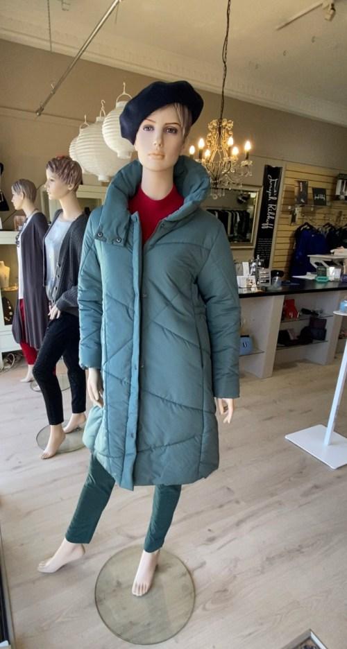 FOIL Puffer Coat FO6277