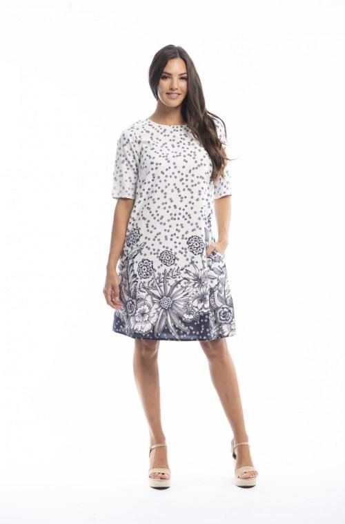 Orientique Dress Style 3019