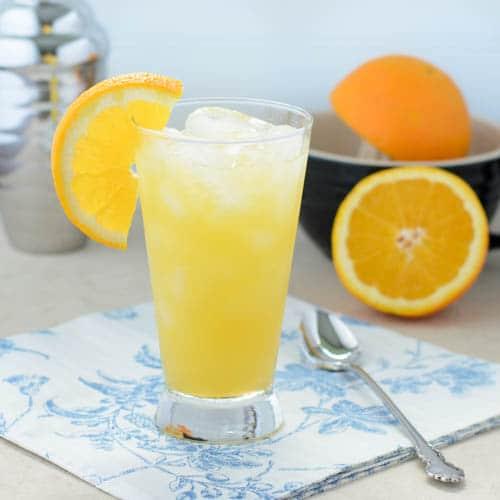 Orange Crush Cocktail Recipe Magnolia Days