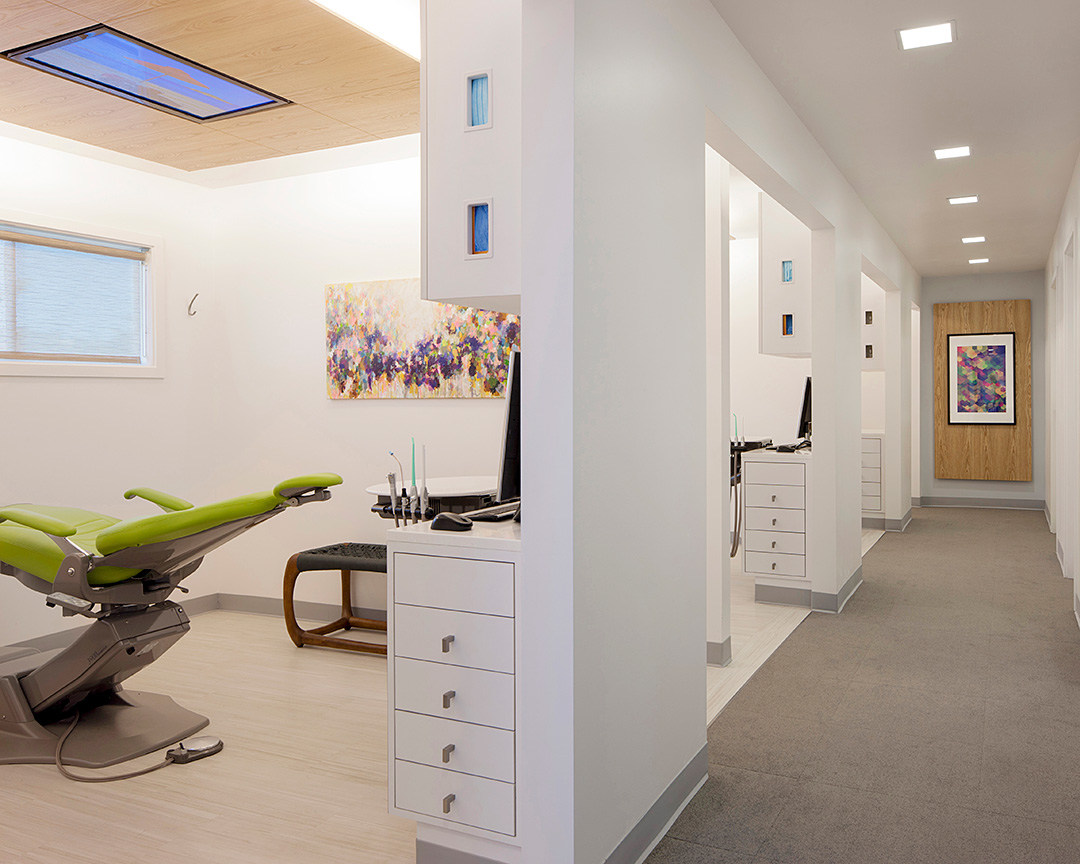 desk chair leather foam cushions office tour | magnolia family dentistry larkspur ca