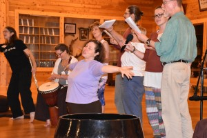 Protecting & Transforming - Retreat for friends in 12 Step Programs