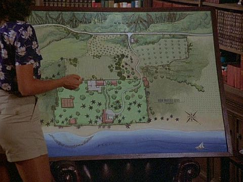 Magnum Mania  View topic  The Robin Masters Estate Pahonu