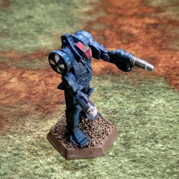 Battletech Zeus
