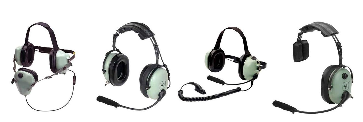 New Lower Cost David Clark Headsets