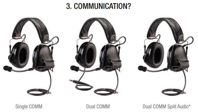 How To Choose a 3M Peltor COMTAC Tactical Headset For