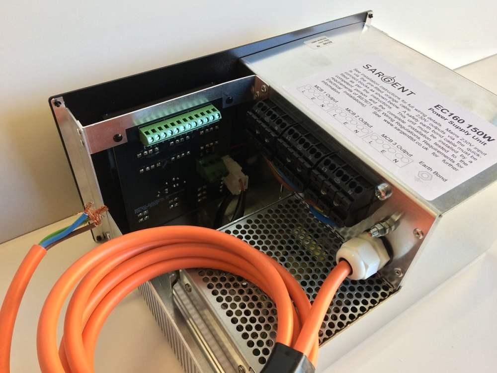 medium resolution of sargent ec160 power supply