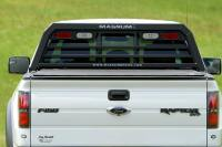 Truck Rack With Window Cut Out - Standard | All Aluminum ...