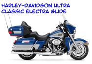 HarleyDavidson Ultra Classic Electra Glide MAGNUM