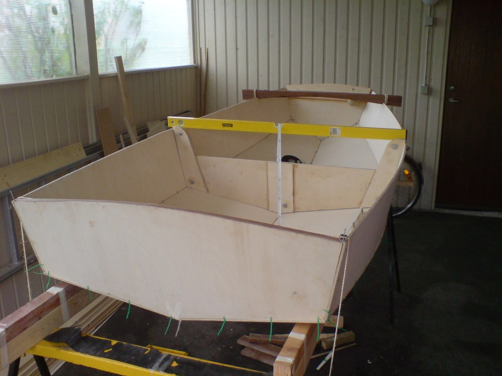 08 A nested Dinghy (5/6)