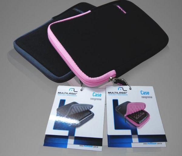 Capa Case Neoprene Multilaser Para Tablet 7 Polegadas
