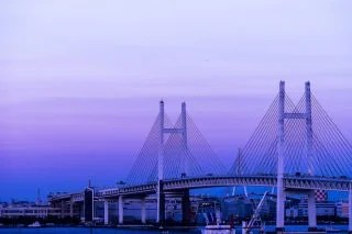 美しいブリッジ